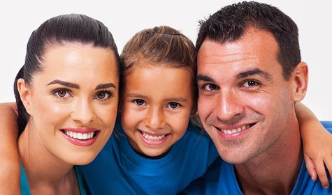 Don't Be Embarrassed To Smile. Get Cosmetic Dentistry.